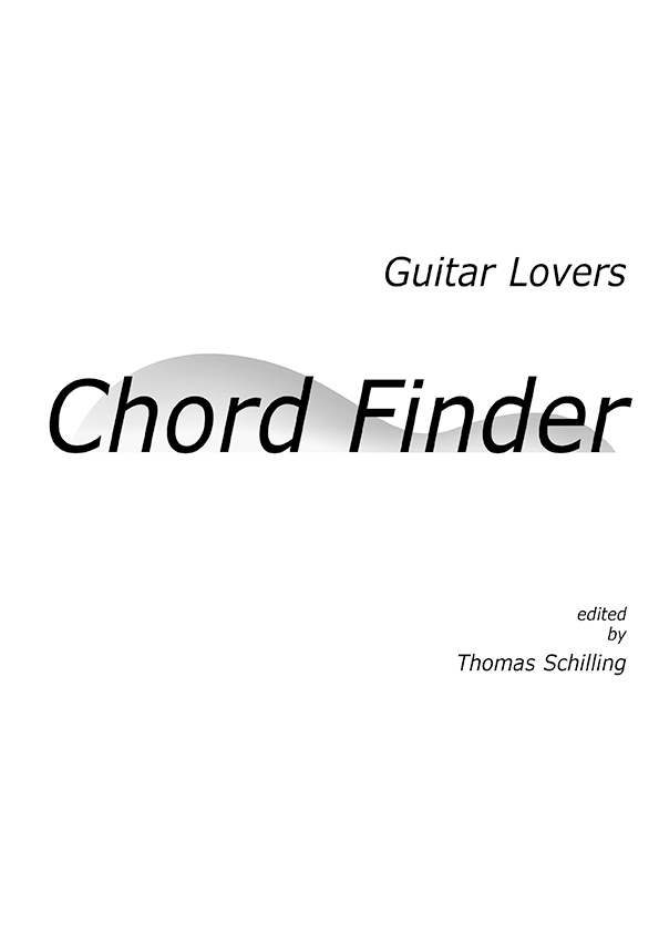 Guitar Lovers Chord Finder